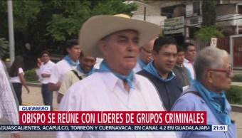 Obispo De Chilpancingo Reúne Líderes De Grupos Criminales Chilpancingo-Chilapa, Salvador Rangel Mendoza
