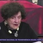 Margo Glantz no asumirá FCE, AMLO busca a Taibo