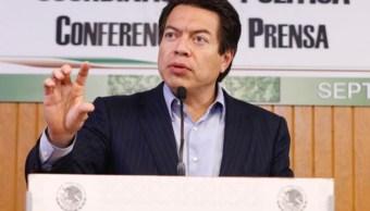 Mario Delgado: No habrá bono navideño, ni incremento de viáticos para diputados