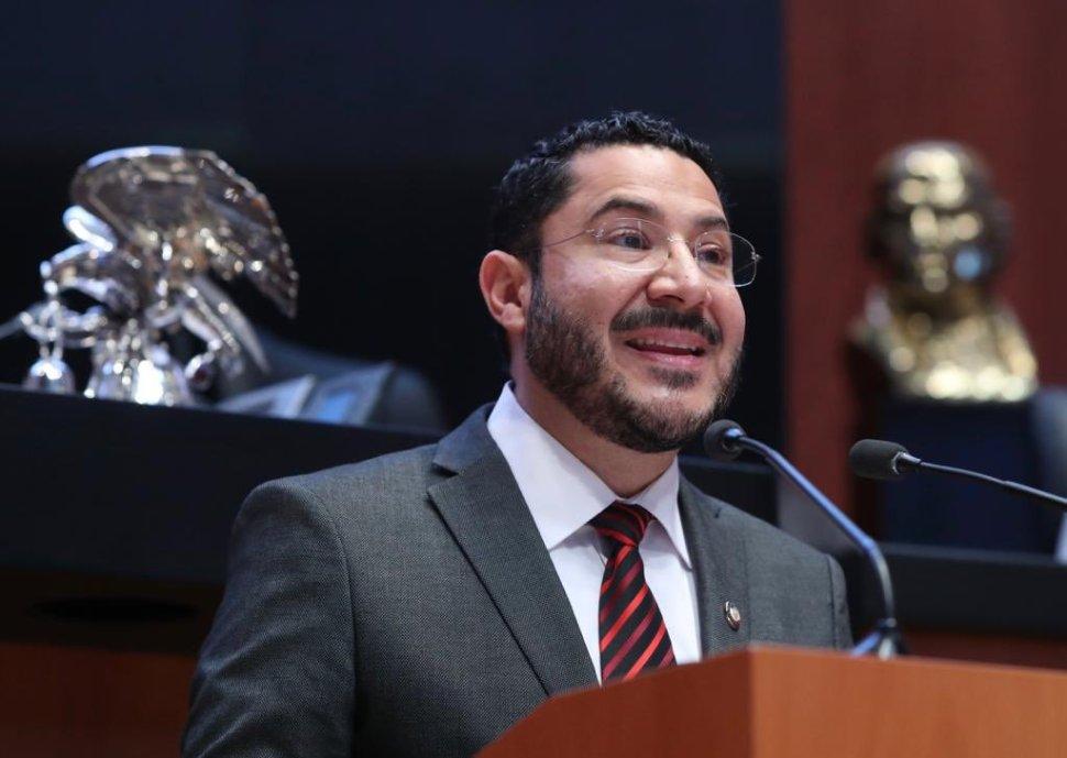 Noé Castañón será llamado a rendir protesta como senador