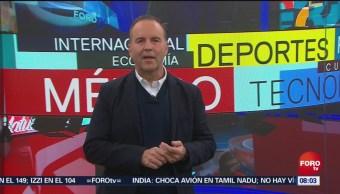 Matutino Express del 12 de octubre con Esteban Arce (Parte 1)