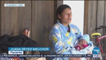 Médicos Imss Extraen Útero Bebé Dentro Salvar Vida Madre Hija