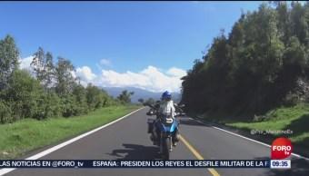 México Sobre Ruedas viaja a Tuxpan, Michoacán