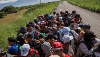 Caravana migrante: Acusan a migrantes de portar enfermedades
