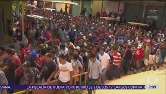 Migrantes dejan Honduras por la violencia de la Mara Salvatrucha