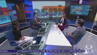 Migrantes en caravana y postura de México, análisis en Despierta