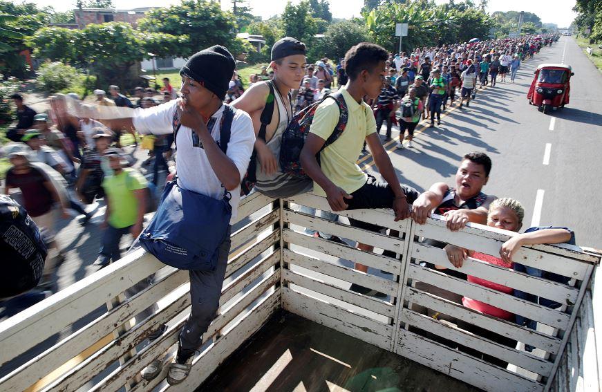 Estados Unidos vuelve a pedir a hondureños regresar a su país