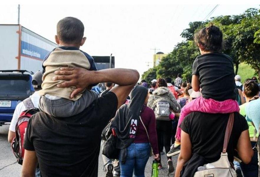 Resultado de imagen para migrantes honduras