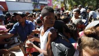 Migrantes decidirán recorrido en México, durante asamblea