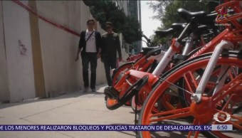 MOBIKE polémica por uso de bicicletas en CDMX