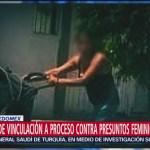 Monstruo de Ecatepec y su pareja son vinculados a proceso por feminicidio