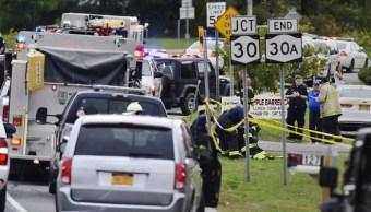 Mueren 20 personas en choque de limusina en New York