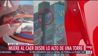 Mujer se suicida de la torre 'Las Animas' de Xalapa