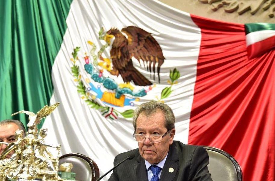 Muñoz Ledo pide a diputado dar testimonio por accidente