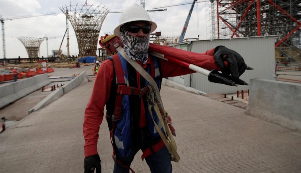 Obras del NAIM en Texcoco continuarán hasta revisión del nuevo proyecto