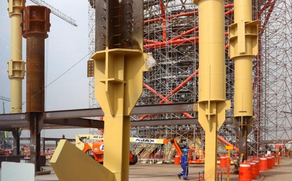 NAIM, cancelado con casi 33% de avance en su construcción
