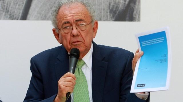 Conclusión de NavBlue sobre aeropuerto en Santa Lucía, no es definitiva
