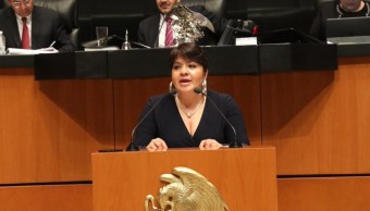 Nestora Salgado alista padrón de presos políticos