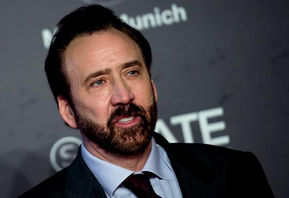 Nicolas Cage niega en España las acusaciones de abuso sexual