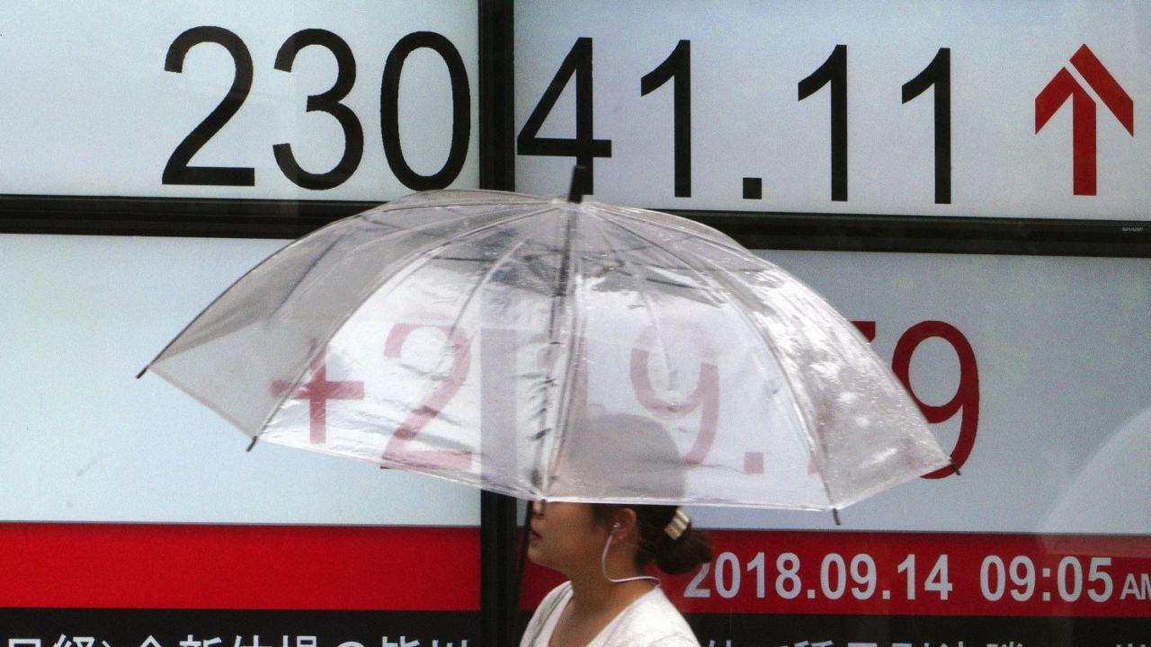 Nikkei de Bolsa de Tokio, impulsado por USMCA