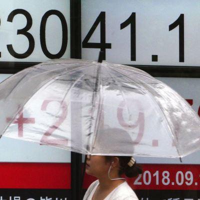 Nikkei de Bolsa de Tokio cierra con ganancias, impulsado por USMCA