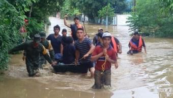 Emiten declaratoria de emergencia para 88 municipios de Oaxaca
