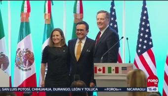 T-MEC, nombre en español del Tratado comercial con EU y Canadá