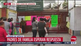 Padres de familia denuncian abuso sexual a niños de kínder