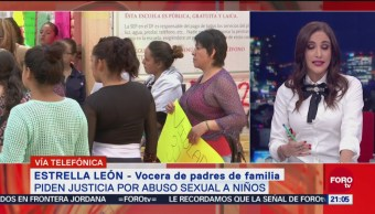 Padres Familia Piden Justicia Menores Abusados Kinder