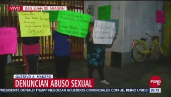 Padres Mantienen Plantón Jardín De Niños Denuncias Abuso