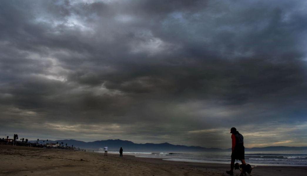 Tormenta tropical 'Rosa' se aproxima a Punta Eugenia, BCS