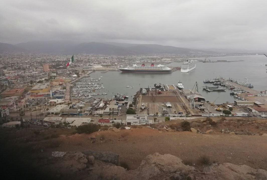 'Sergio' provocará tormentas en Baja California