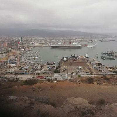'Sergio' toca tierra en Baja California Sur; provocará tormentas en Sonora y Chihuahua