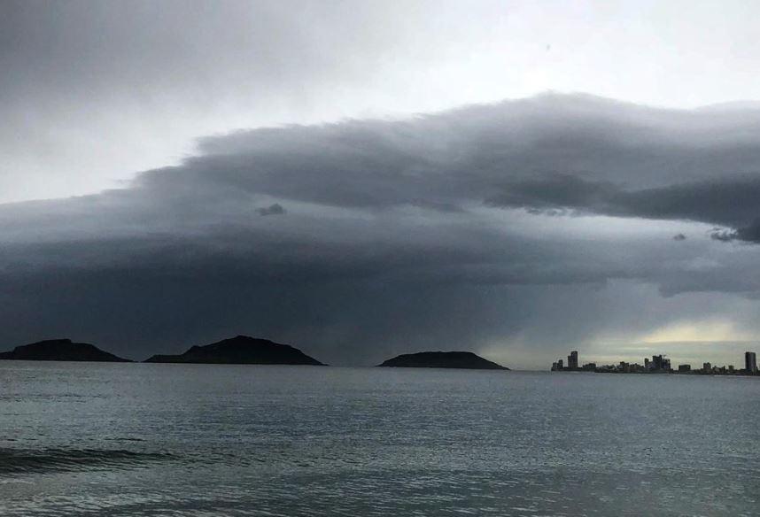 Lluvias en 10 regiones de México por efectos de 'Willa'
