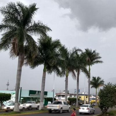 Zonas de baja presión provocarán lluvias en gran parte de México