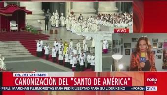 Papa Francisco Canoniza Seis Nuevos Santos