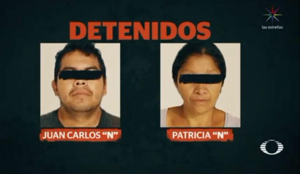detienen pareja acusada 10 feminicidios edomex