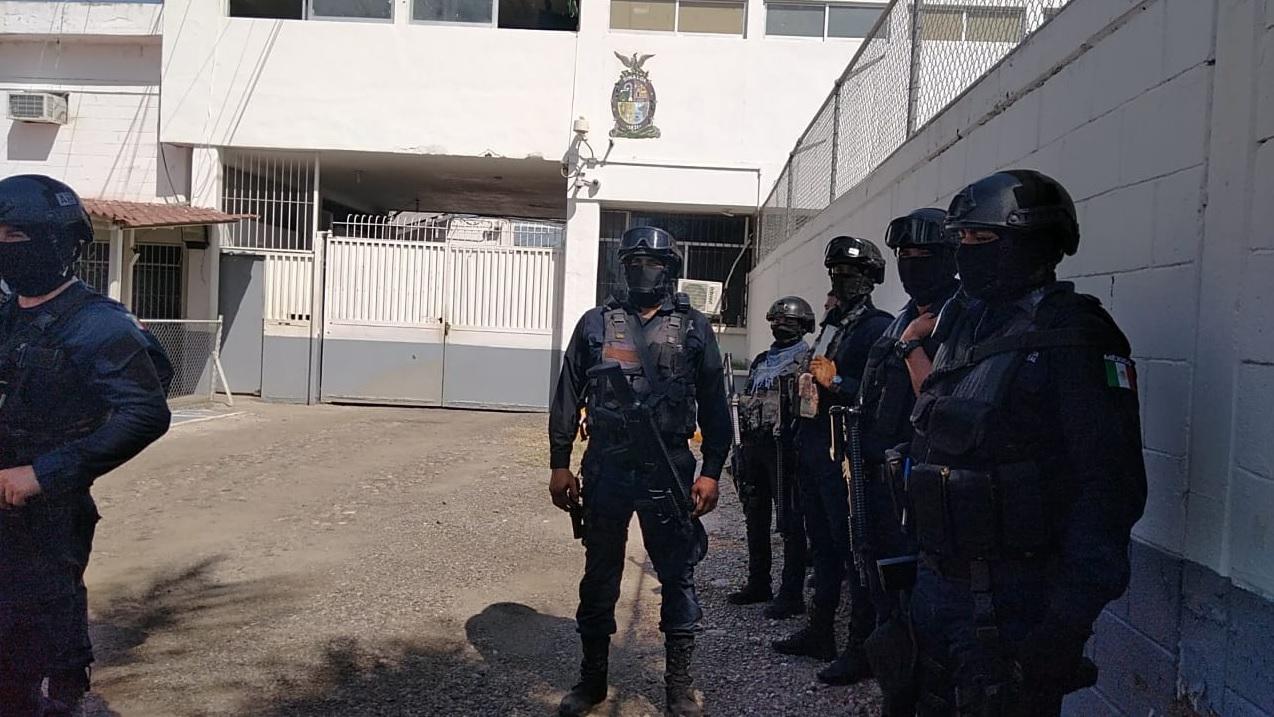 Penal de Aguaruto en Culiacán, Sinaloa, es remodelado
