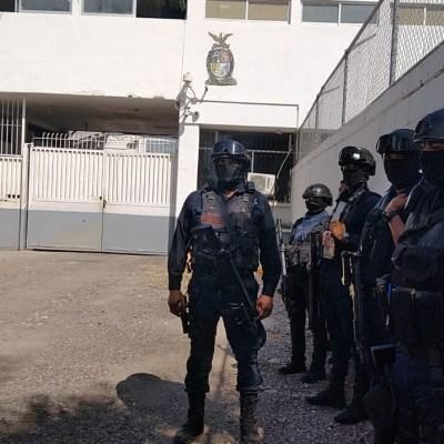 Remodelan penal de Aguaruto en Culiacán, Sinaloa, para evitar fuga de reos