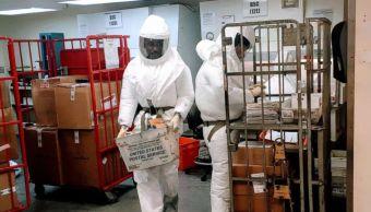 Paquetes sospechosos enviados al Pentágono contenía semillas