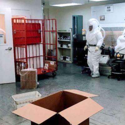 Paquetes sospechosos enviados al Pentágono contenían semillas de ricino