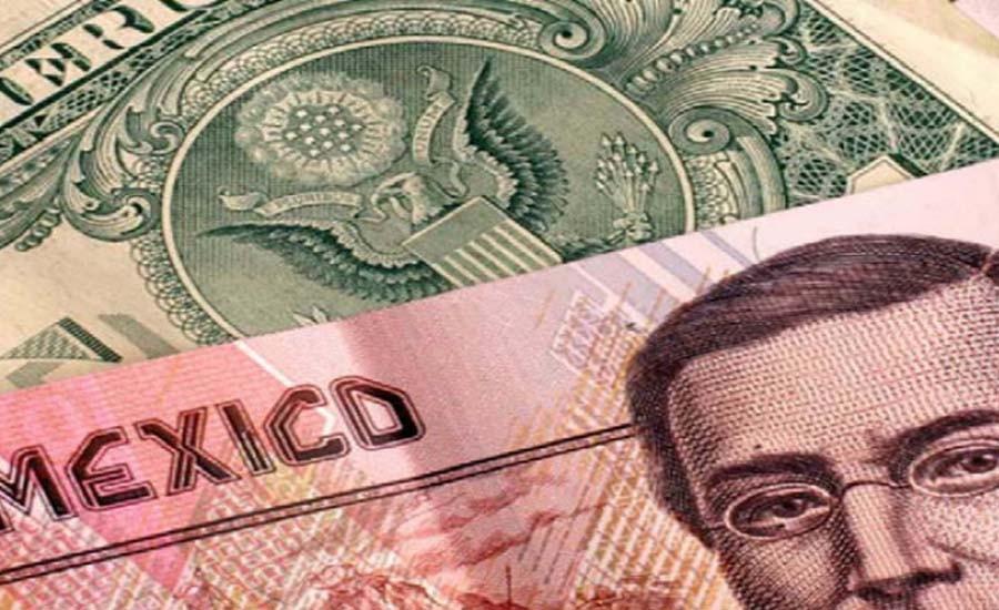 Dólar llega hasta $20.36 a la venta en bancos al cierre