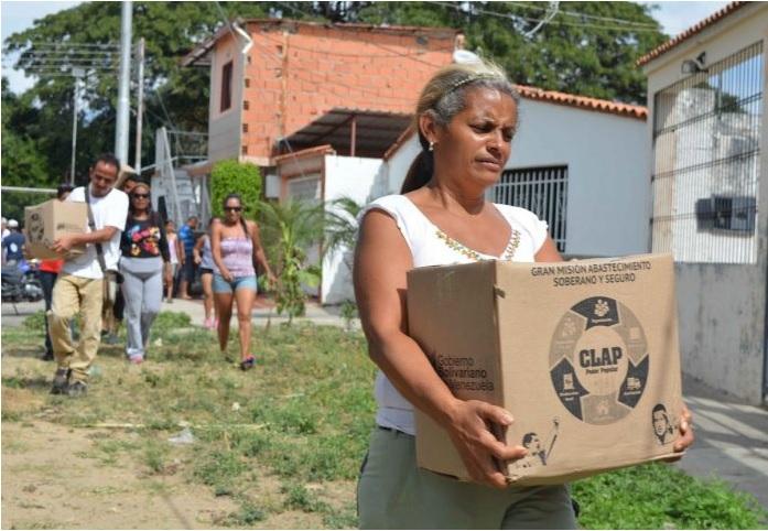 México desarticuló red que enviaba alimentos con sobreprecio a Venezuela
