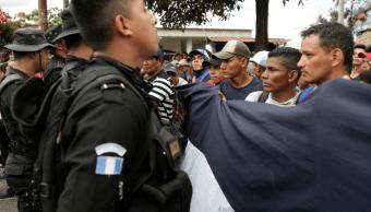 Caravana Migrante: Guatemala ha detectado a pandilleros