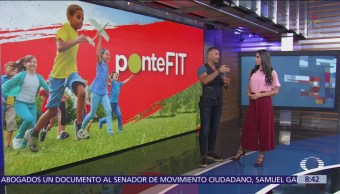 Ponte Fit Cómo activar a los niños con juegos