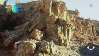 Por El Planeta: Cordillera De La Sal Desierto De Atacama