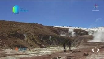 Por El Planeta Volcanes Desierto De Atacama Chile