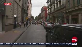 Mike Pompeo llega al Club de Banqueros de México