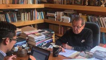 Porfirio Muñoz Ledo rechaza cooperar para consulta del NAIM