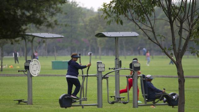 Practicar ejercicio sólo el fin de semana